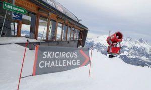 Super Skirondes: 'Skicircus Challenge' (Saalbach)