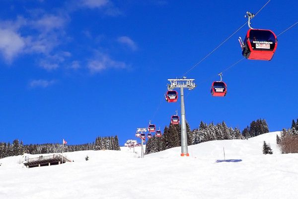 Skigebied Saalbach - overzicht & insider tips