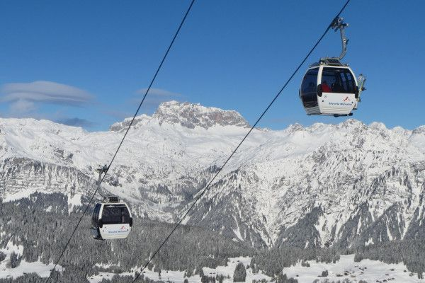 Skigebied dichtbij Nederland Oostenrijk