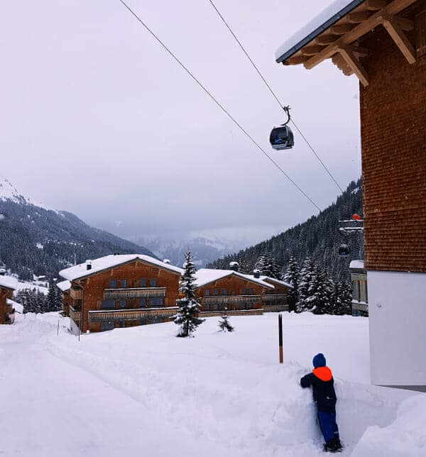 skigebied gargellen landal