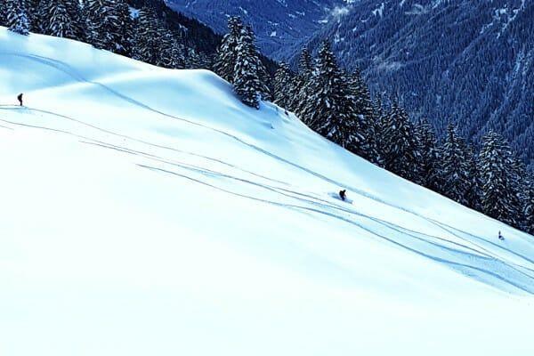 skigebied montafon