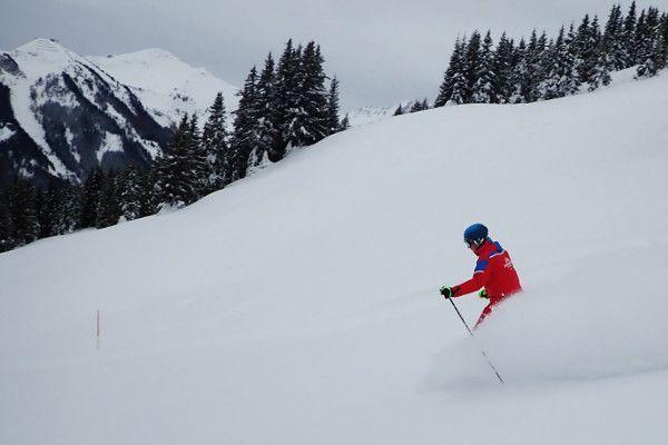 Skigebied Saalbach - freeride opties