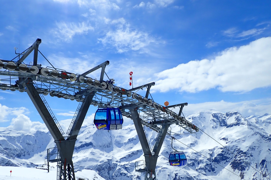 skigebied Sportgastein