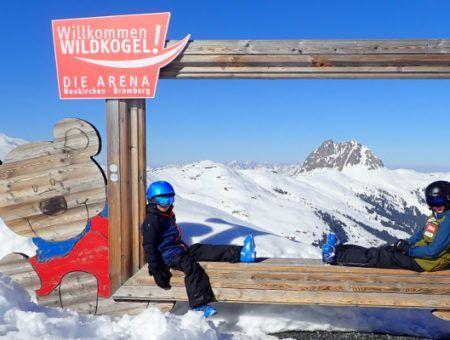 Trip Tip: Wintersport in Skigebied Wildkogel Arena