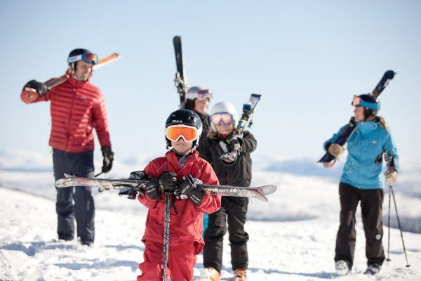 skigebieden zweden are