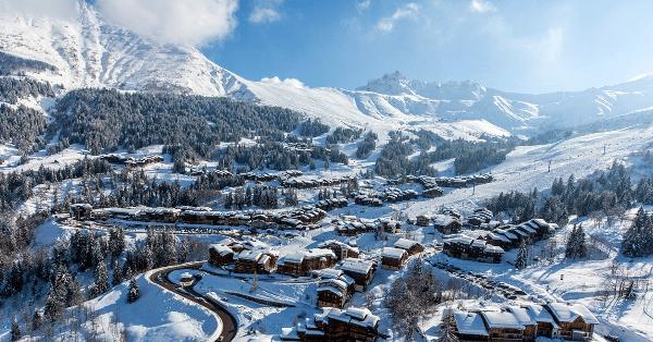 skigebied voor beginners