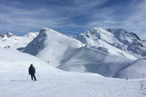 skigebied beginners Frankrijk   Les Menuires