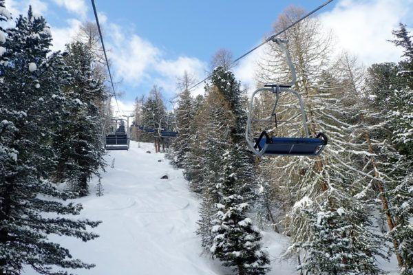 Sulden is een prachtig skigebied