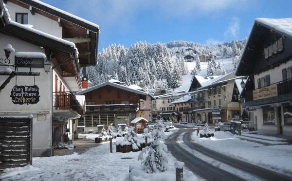 skigebieden voor beginners in Frankrijk