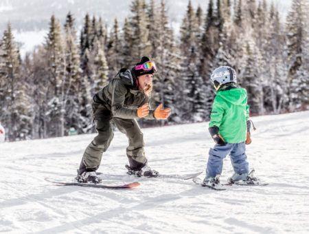 Handschoenen of wanten voor de wintersport?