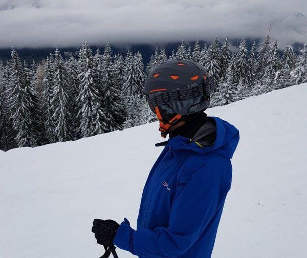 skihelm vervangen