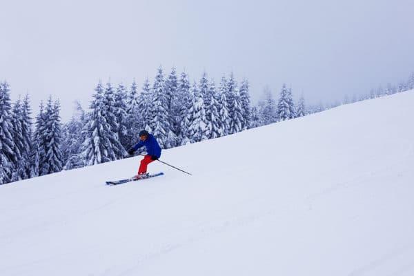 hardshell ski jas heren