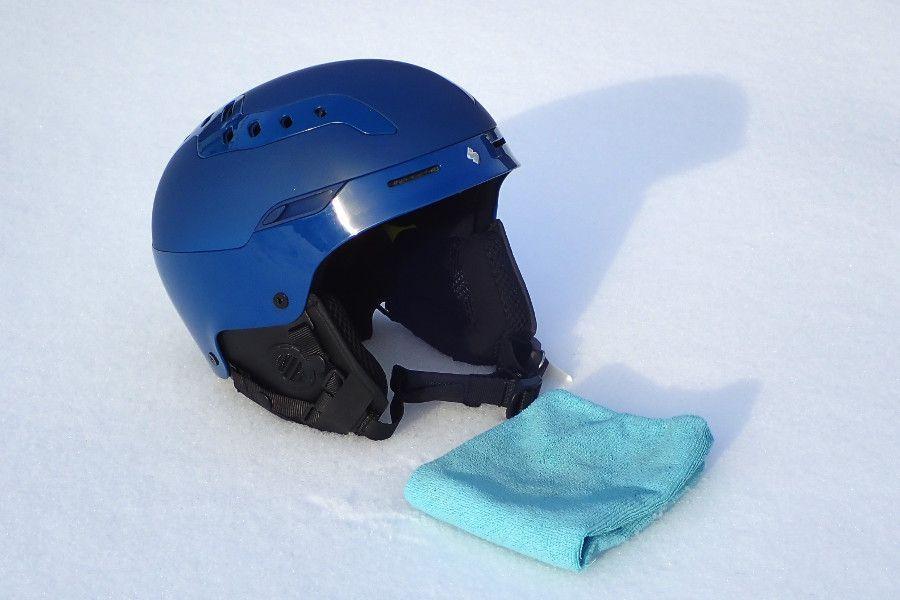 skihelm reinigen | skihelm schoonmaken