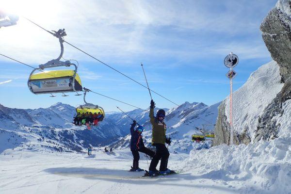 ski jas kind