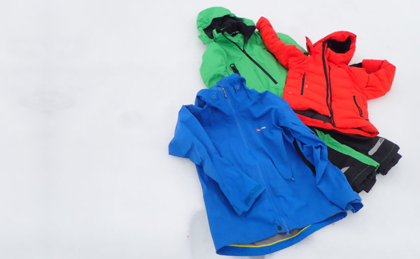 skikleding wassen tips