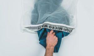 Guppyfriend: voor het duurzaam wassen van skikleding