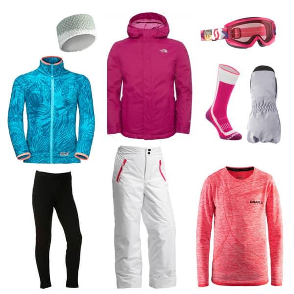 ski outfit meisje