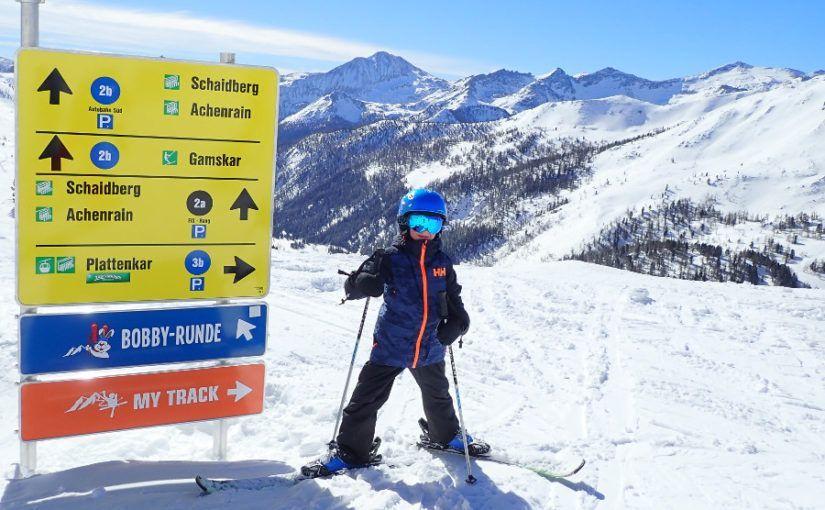 Kindvriendelijke skironde Obertauern