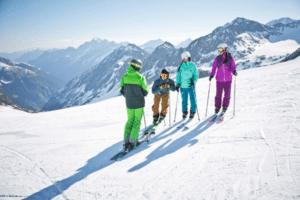 Sölden opent zaterdag zijn skigebied al