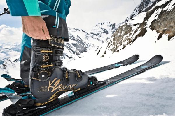 flex bij skischoenen