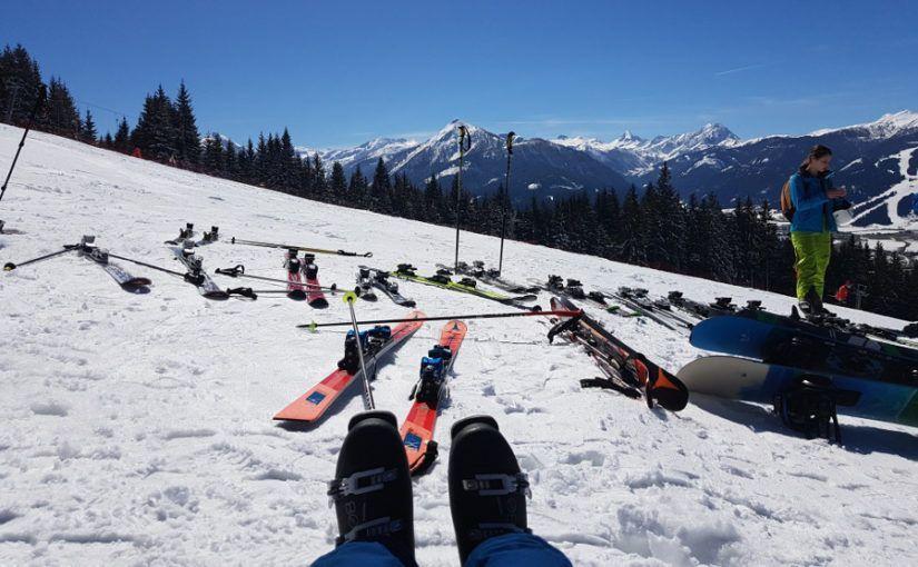 skisokken test