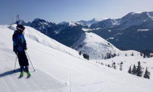 Wintersport in Zauchensee mogelijk tot 15 april!
