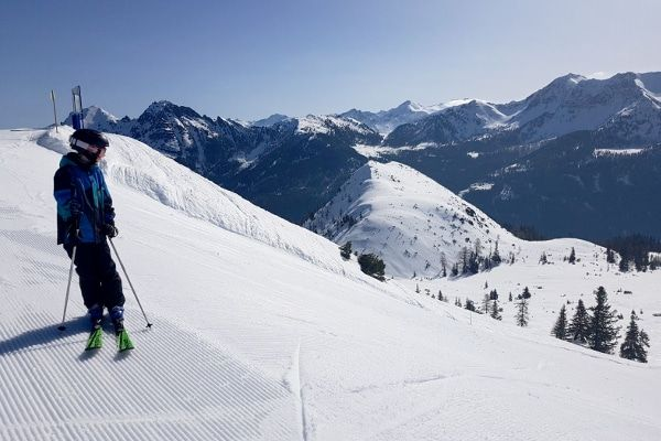 Wintersport in Zauchensee mogelijk tot 15 april!