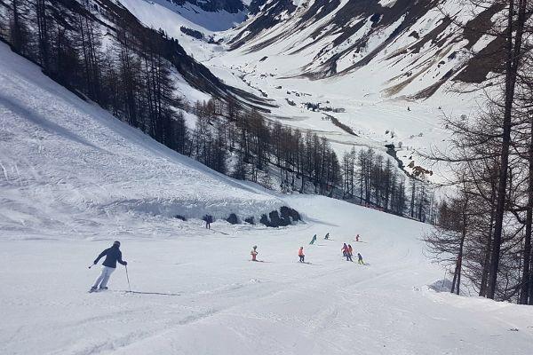 Kids Ski Week rustige pistes