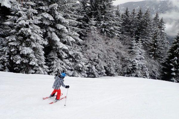 LIVE: het sneeuwt in Oostenrijk - 18 jan. 2020
