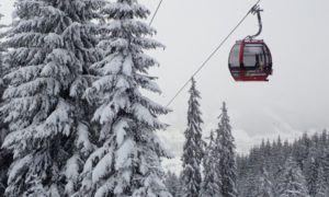 40 cm sneeuw en veel zon onderweg naar Oostenrijk