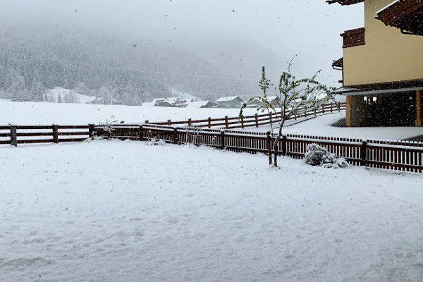Sneeuw kleinarl