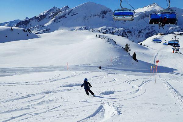 Obertauern, sneeuwzeker kindvriendelijke skigebied