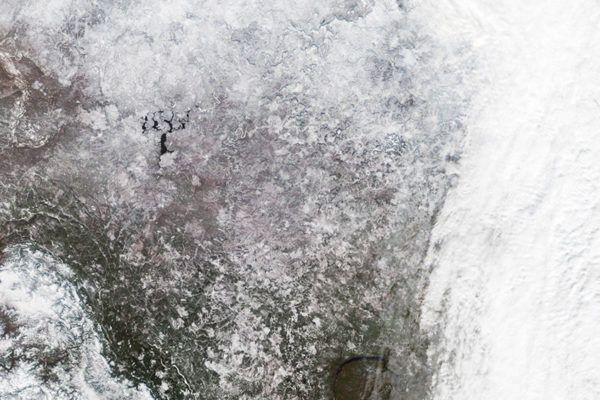 Sneeuwvoorspelling winter 2019-2020