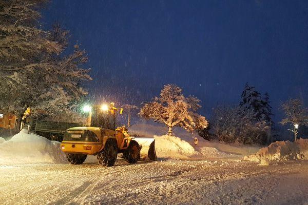 Winterdienst Tirol helemaal klaar voor de sneeuw