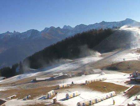 Aftellen naar de winter: sneeuwkanonnen staan aan