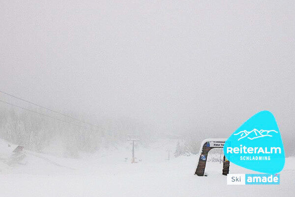 Sneeuwkanonnen aan Reiteralm