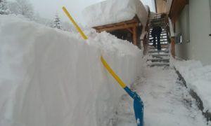 Volgende dump onderweg naar Oostenrijk – nog 80 cm sneeuw verwacht