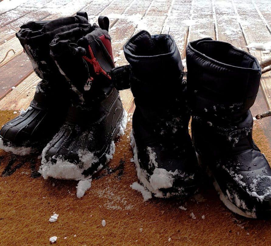 snowboots kinderen