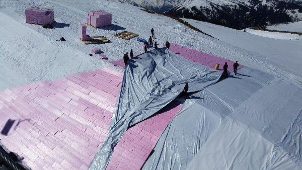 Snowfarming Kitzbuhel