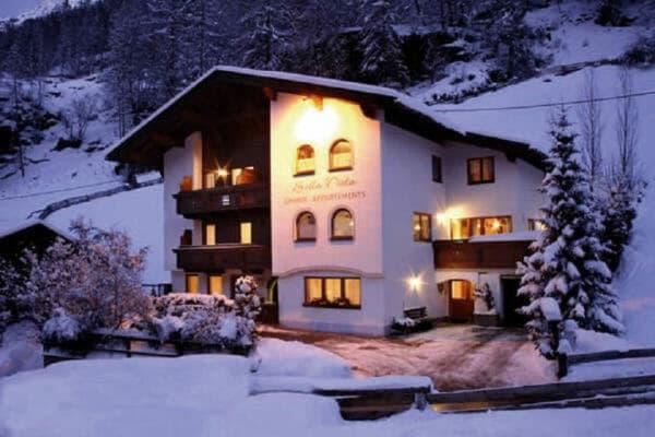 Kerst 2017 - wintersport Sölden