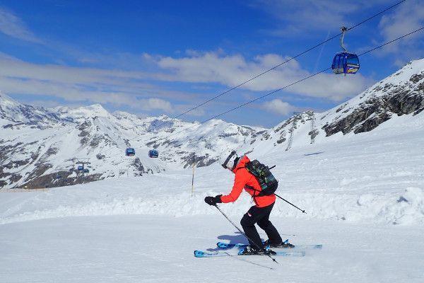 Lekker skiën in Gastein