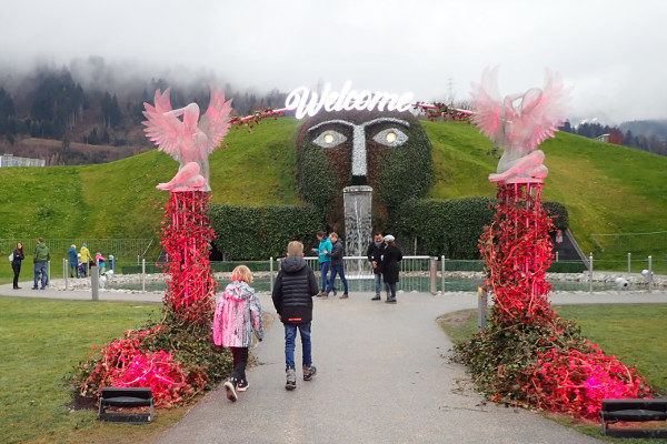 Stedentrip Innsbruck: Swarovski Kristallwelten