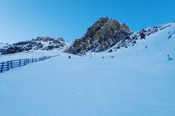 De steilste piste van Oostenrijk
