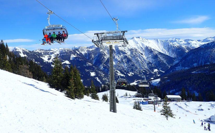 stoeltjeslift kleinarl - wintersport 2020 boeken