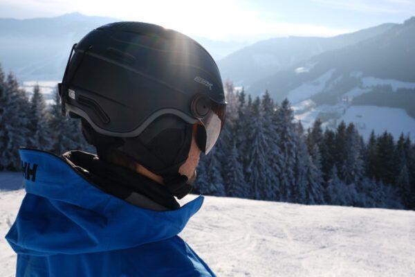 Review STX vizierhelm: fijne, voordelige skihelm met vizier