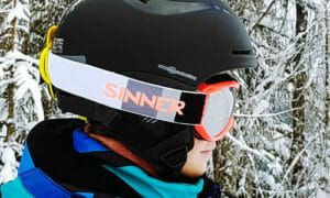 Review Sweet Protection Blaster MIPS skihelm kind