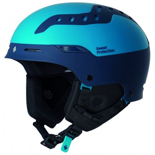 sweet protection switcher skihelm blauw