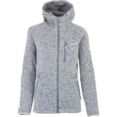 fleece vest: warme fleece dames voor extreme kou