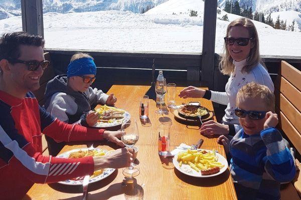 Kindvriendelijke skigebieden.