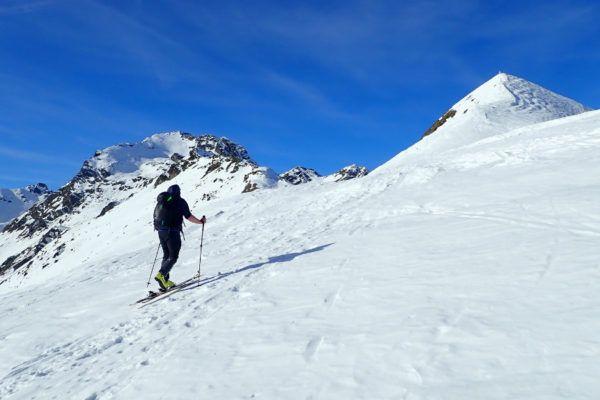 Toerskien naar de top in Oost Tirol
